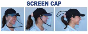 LA SCREEN CAP